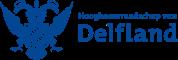 het logo van Hoogheemraadschap van Delfland